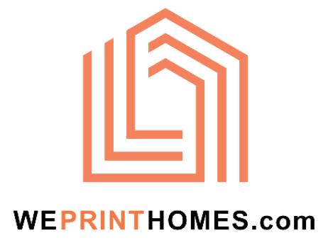 We Print Homes